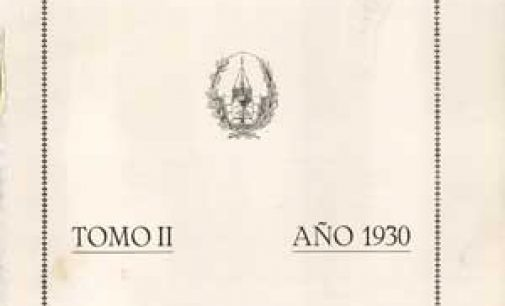 ENERO 1930