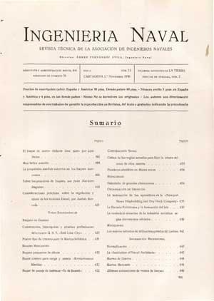 NOVIEMBRE 1930