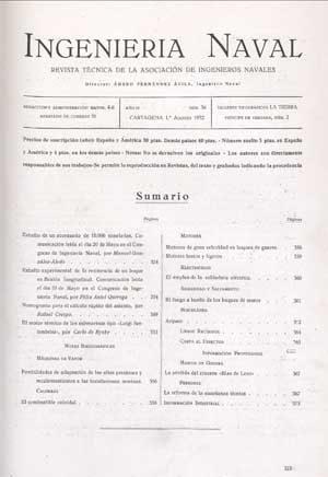 AGOSTO 1932
