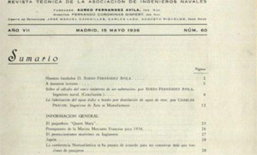MAYO 1936