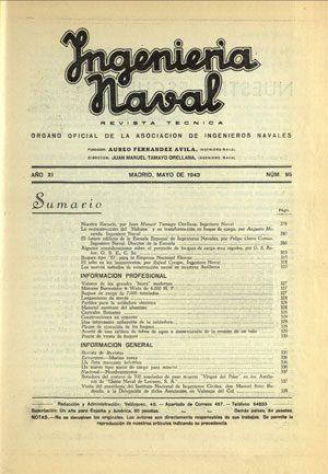 MAYO 1943