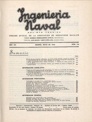 MAYO 1945