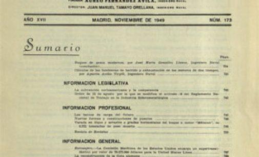 NOVIEMBRE 1949