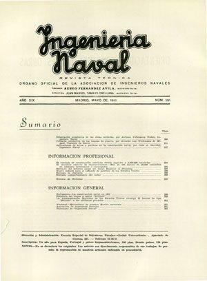 MAYO 1951