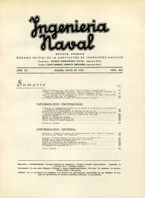 MAYO 1952