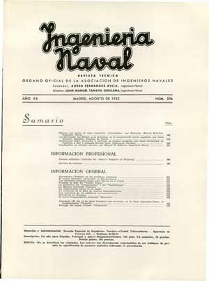 AGOSTO 1952