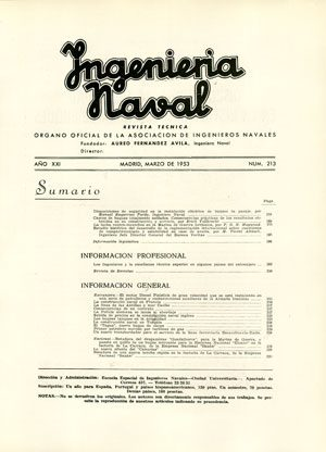 MARZO 1953