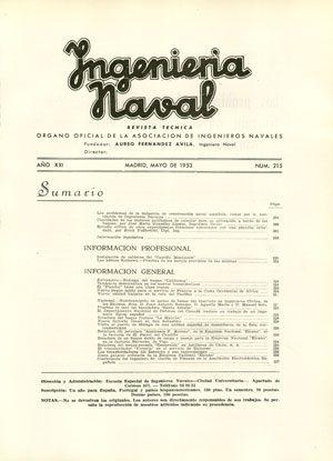 MAYO 1953