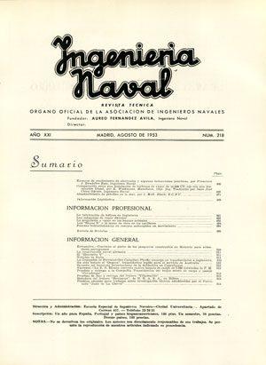 AGOSTO 1953