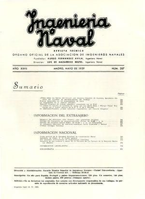 MAYO 1959
