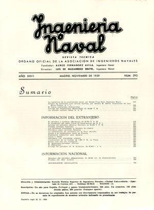 NOVIEMBRE 1959