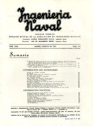 AGOSTO 1961