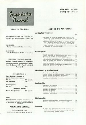 AGOSTO 1963