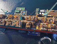Prelude,la nueva unidad flotante de producción y almacenaje de gas licuado de Shell