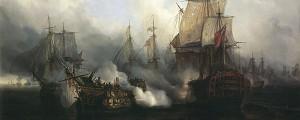 Las diez batallas navales con más trascendencia en la historia