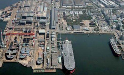 Los diez astilleros con mayor cartera de pedidos en 2012