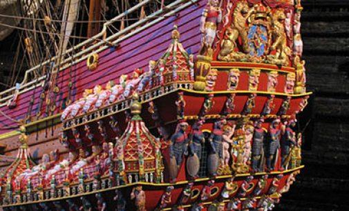 Diez buques convertidos en museos