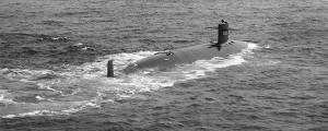 Recopilación de ocho submarinos nucleares hundidos