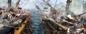 Ocho videojuegos de temática marítima