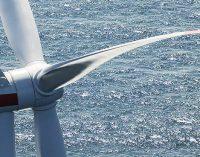 Iberdrola instala su primer aerogenerador marino en Reino Unido