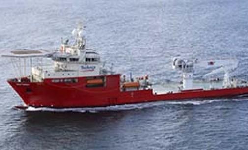 Buque offshore Deep Orient