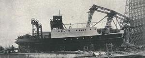 Remolcador-transbordador  F. Montenegro