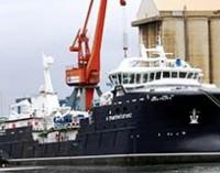 Buque para el transporte de pescado vivo Ronja Polaris