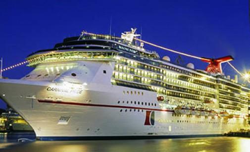 Las mayores compañías de cruceros del mundo