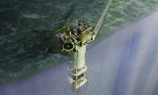 Finaliza la instalación del gasoducto Polarled
