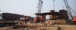 Ayudas a la construcción naval de la India