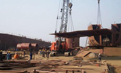 Ayudas al sector marítimo de la India