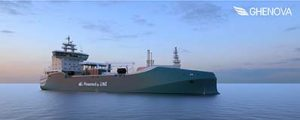Ghenova entrega a Reganosa el diseño de su nuevo buque de suministro de GNL