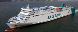 El buque ferry Abel Matutes acoge un congreso