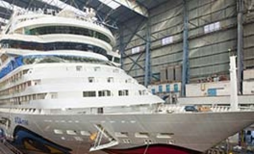 MHI prevé pérdidas con la construcción de los cruceros para Carnival