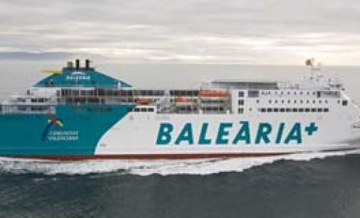 Baleària lidera un proyecto de I+D+i