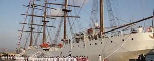 Entrega del segundo buque escuela más grande del mundo
