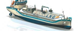 Sener desarrolla su propio diseño de buque de suministro de GNL