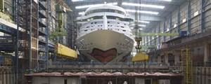 Nueve nuevos cruceros de Carnival Corporation