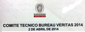 Reunión del Comité Técnico de Bureau Veritas