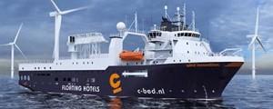 Wärtsilä Ship Design diseña la conversión de un buque offshore