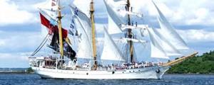 Freire construirá el nuevo buque escuela de la Armada de Indonesia