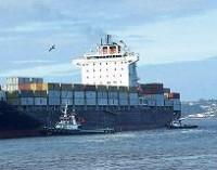 Santa Rosanna,récord de eslora en el puerto de Marín