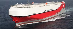 Flotadura del car carrier Drive Green Highway
