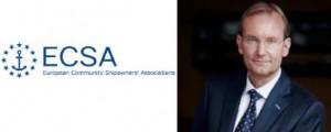 Nuevo presidente de ECSA