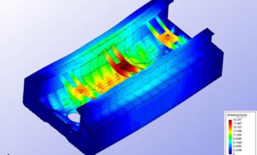 SENER realiza los Modelos de Elementos Finitos de dos dragas para Astilleros Murueta