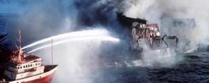 China crea un fondo de garantías por derrames de hidrocarburos
