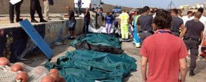 Mueren más de 200 inmigrantes en el naufragio de Lampedusa