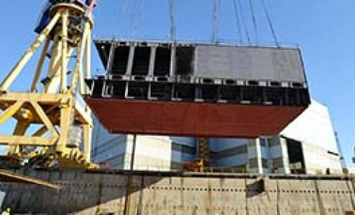 La cartera de pedidos de los astilleros españoles muestra signos de recuperación