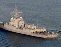 Comienzan las pruebas de mar de la Fragata F-105 Cristóbal Colón