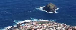 Estudian autoabastecer al puerto de Garachico con energía undimotriz